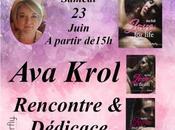 Rencontre dédicace librairie maison presse Mille Feuilles d'Oyonnax samedi juin