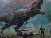Jurassic World Fallen Kingdom. Hollywood, fantômes ruines