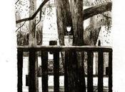 """vint soudain l'esprit cabane Vola ressemblait nid. [...] Oui. secret, l'abri, entouré d'arbres. Loin tout."""" petit soldat"""
