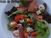 salade fromagère, méli mélo!