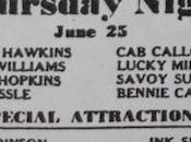 June 1942: bands your ears only Golden Gate Ballroom
