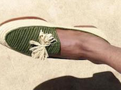 SHOES Contre-Allée l'art raphia tissé main