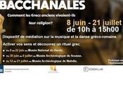 Trois musées tunisiens accueillent Bacchanales, projet médiation culturelle numérique