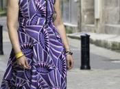 Robe Africaine Moderne Violet Collection Ashantisboutik 2018