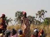 Soudan empêchés semaines combats, secours parviennent enfin familles déplacées Leer