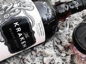 découverte rhum Black Spiced Kraken