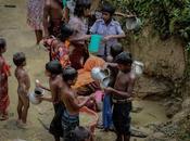 visite part d'autre frontière Bangladesh-Myanmar, président CICR face million personnes dans misère