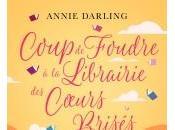 Coup Foudre Librairie Coeurs Brisés d'Annie Darling