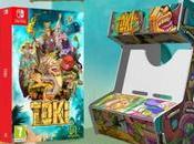Toki édition collector mise Rétro 39.99€