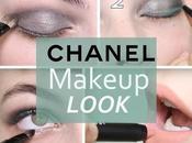 Réussir maquillage défilé chanel étapes