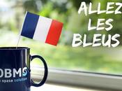 L'Equipe d'OPASE soutient Bleus