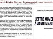 Lettre ouverte Brigitte Macron, argumentaire implacable sans concession pour Libre Pensée