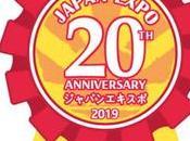 2019, Japan Expo célèbrera