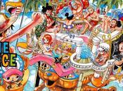 Shokugeki Sanji crossover inédit entre mangas Piece Food Wars!