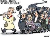566° Macron gourou commence voir...