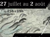 L'Art Chapelle Noyers/Cher- Juillet Août 2018- SHUJI NAGAO