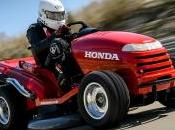 Honda veut tondre gazon km/h