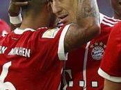 Surprise Bayern Munich solder stars