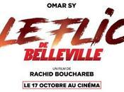 FLIC BELLEVILLE avec Omar Cinéma octobre 2018