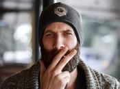 Pourquoi hommes barbus classe