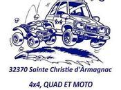 Balade moto, quad Sainte Christoise (32), septembre 2018