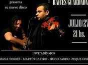 Musique Santiago Estero Galpón soir l'affiche]