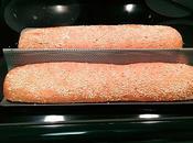 Baguette avec épeautre orge mondé