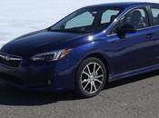 Essai routier Subaru Impreza 2018 traction intégrale, c'est force