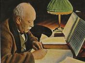 Richard Strauss Sammelbild Trade card Chromo Eckstein