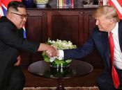 International rencontre historique entre Donald Trump Jong-un