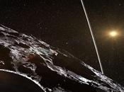 Univers découverte d'un astéroïde étranger notre Système solaire