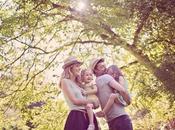 Séance photo famille jumelles Chatenay Malabry