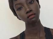 nouvelle égérie internationale marque cosmétiques Estée Lauder