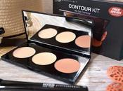 Contour Kiss Pro, palette visage petit prix parfaite pour vacances