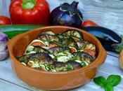 Tian légumes soleil basilic