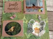 Album Palmyre page pour petits singes