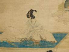 Expo Parfums Chine, Culture l'encens temps empereurs