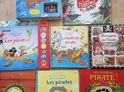 Pirates livres pour s'amuser thème pirates flibustiers (SELECTION LITTERATURE JEUNESSE)