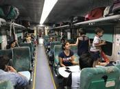 Voyage train Inde