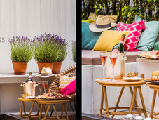 French Riviera s'invite Royal Monceau avec terrasse éphémère Lices