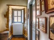 Corrèze, rénovation d'un manoir XVIè siècle