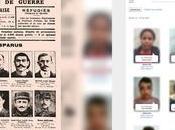 siècle photographies pour élucider personnes portées disparues