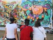 Dernier graffiti avec K'on Graff