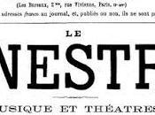 1904. opéra inédit Wagner retrouvé dans papiers posthumes Louis