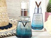Minéral Vichy, sérum booster d'éclat post-vacances