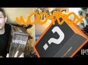 UNBOXING CODE PROMO WOOTBOX magie dans boite