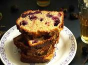 Cake sans citron/mûres/amandes