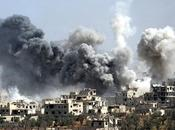 Syrie nouvelles attaques chimiques, France ripostera