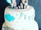Gâteau attrape rêve Éléphant