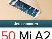 Smartphones Xiaomi MIA2 gagner